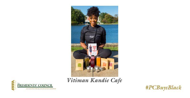 PCBuysBlack Feature: Vitiman Kandi Cafe Grand Opening