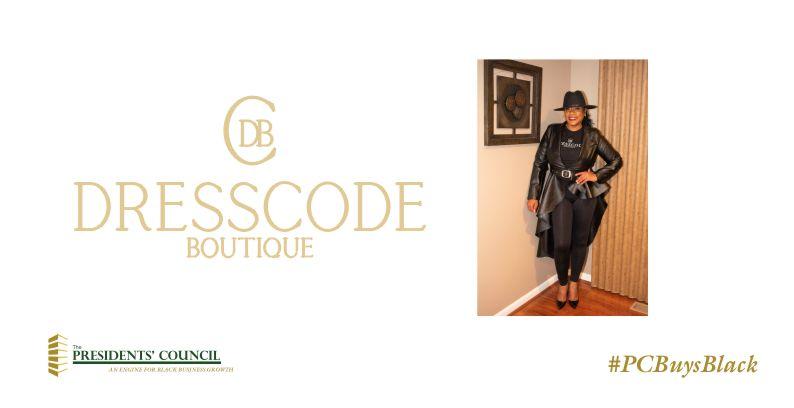 PCBuysBlack Feature: Dresscode Boutique